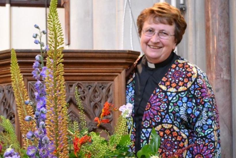 Reverend Hazel Miall