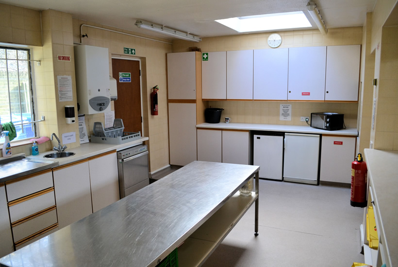 Church House - Kitchen