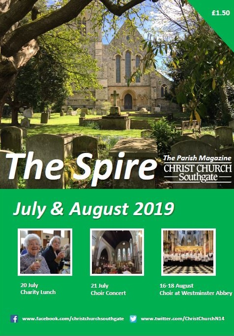 Spire July 2019/August