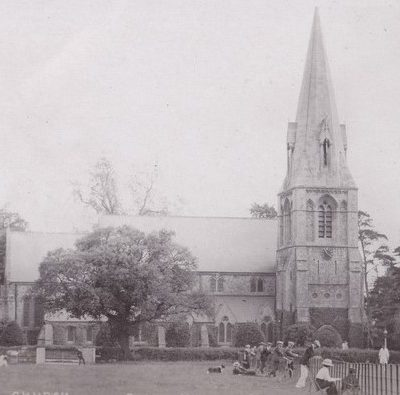 Christ Church 1919