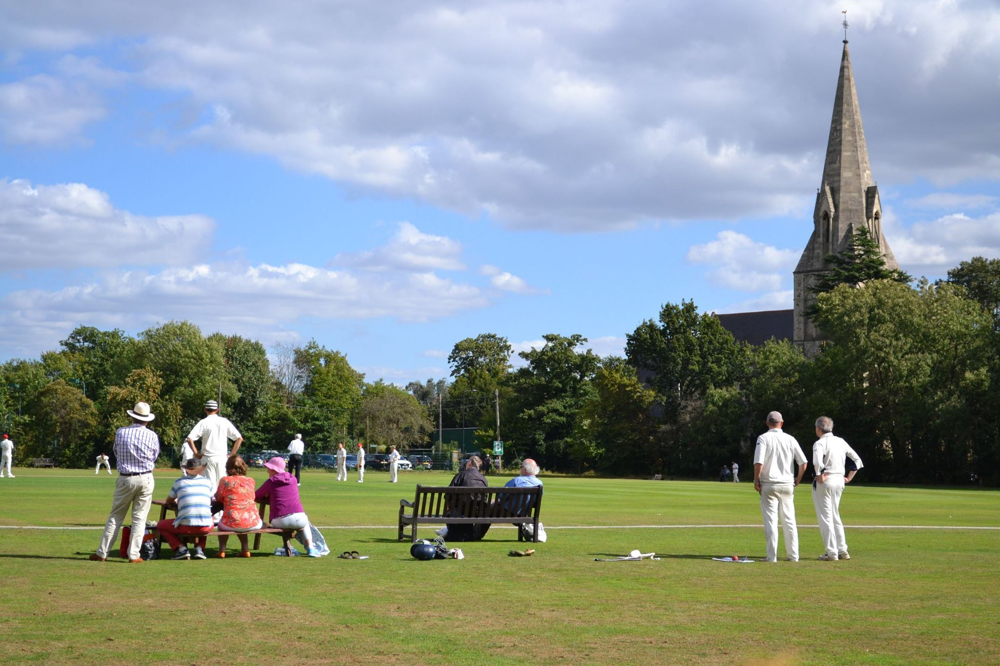 Church Times Cricket Cup