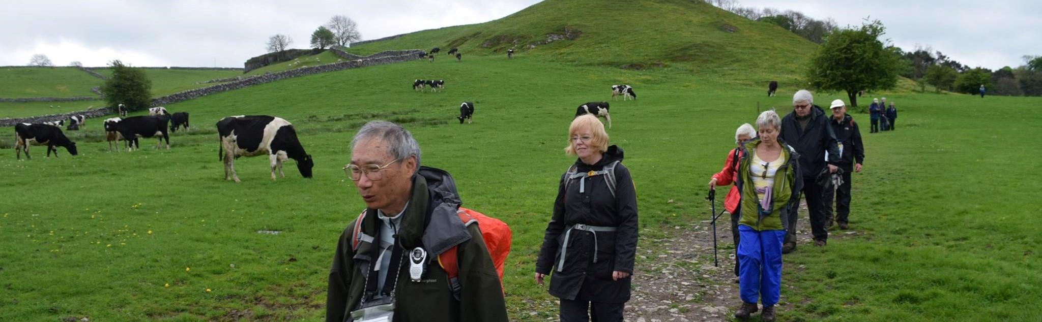 Walkig Group Peak Pilgrimage