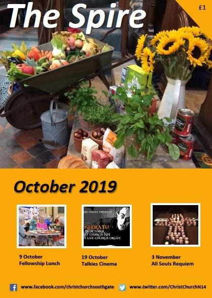 Spire October 2019