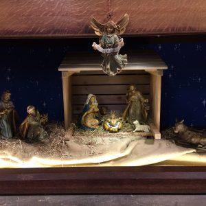 altar crib
