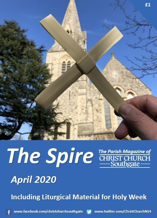 Spire April 2020 cover