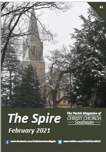 Spire cover Feb 2021